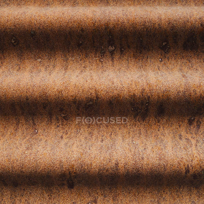 Rusted metal fence — Stock Photo