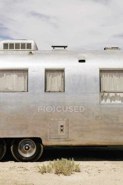 Vintage Silber Unterkunft Anhänger — Stockfoto