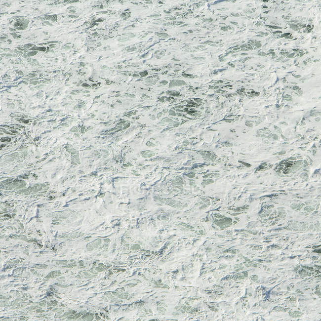 Fondo del océano Pacífico con patrones de olas - foto de stock