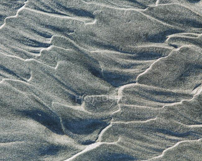 Plage sable texture — Photo de stock