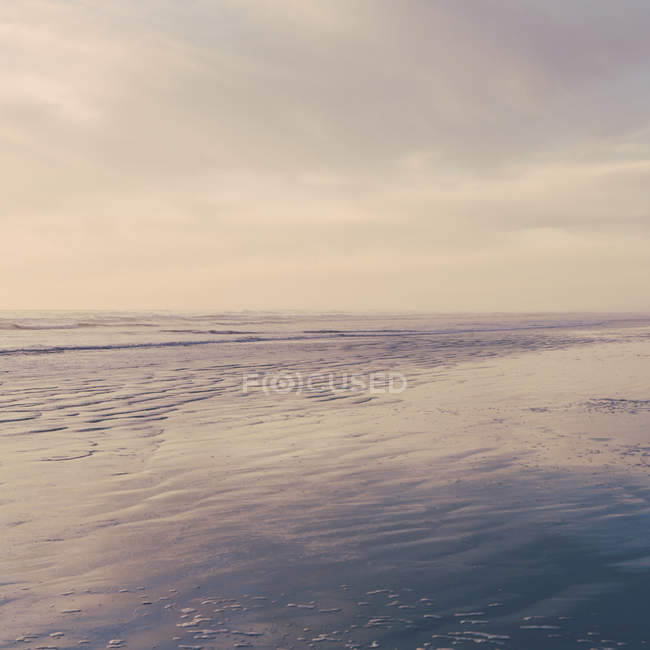 Ripples on the surface of the sea. — Stock Photo