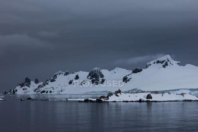 Península Antártica, Antártida - foto de stock