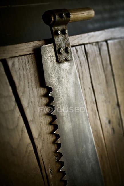 Attrezzo manuale, con una maniglia — Foto stock