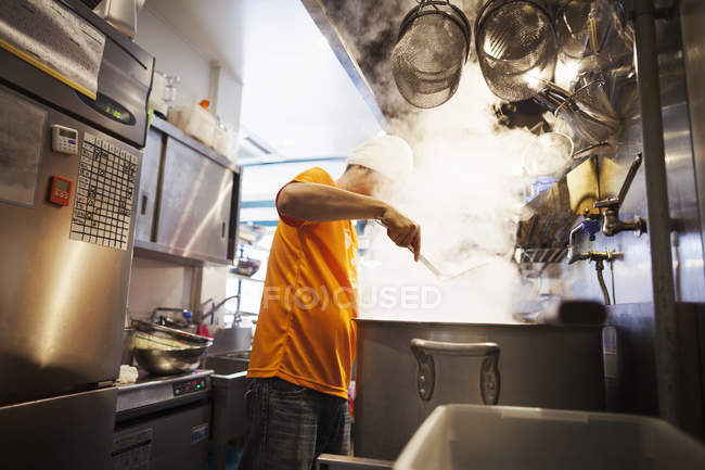 Ramen noodle shop — Stock Photo