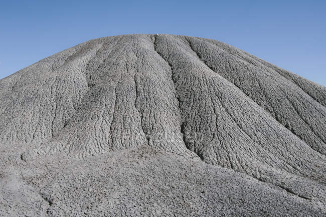 Eroded mound at Petrified Forest — Stock Photo