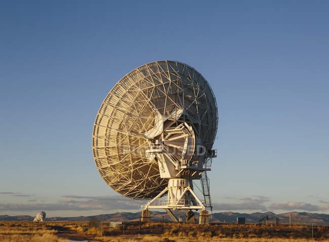 Große Radioantenne — Stockfoto