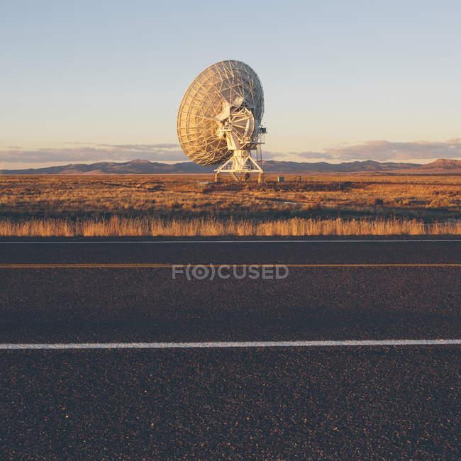 Große Funkantenne — Stockfoto