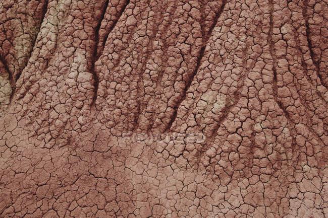 Formazioni di roccia rossa — Foto stock