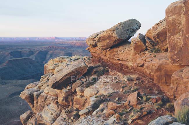 San Juan Canyon — Stockfoto