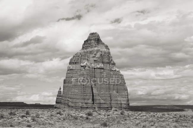 Храм місяця, собор Долина — стокове фото