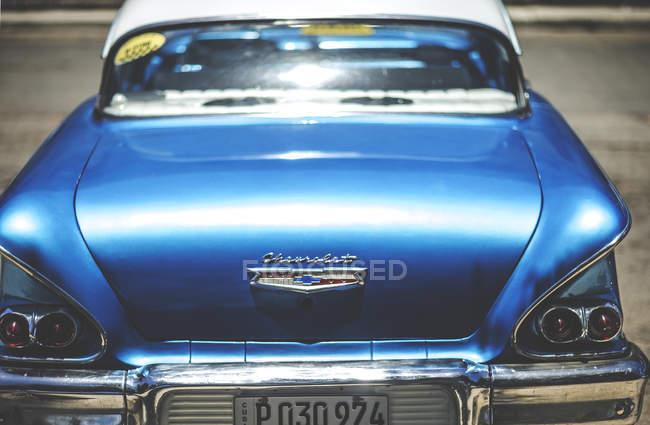 Clássico 1950 carro — Fotografia de Stock