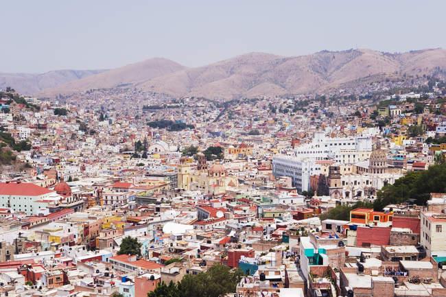 Colonial cidade de Guanajuato, no México, América Central — Fotografia de Stock