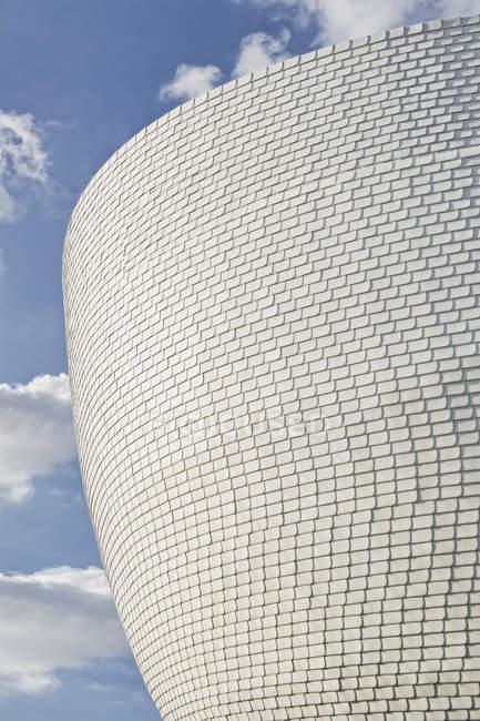 Struttura edilizia moderna, Shanghai Expo, Shanghai, Cina — Foto stock