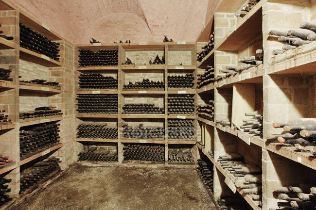 Old wine cellar in Toscana, Tuscany, Italy — Stock Photo
