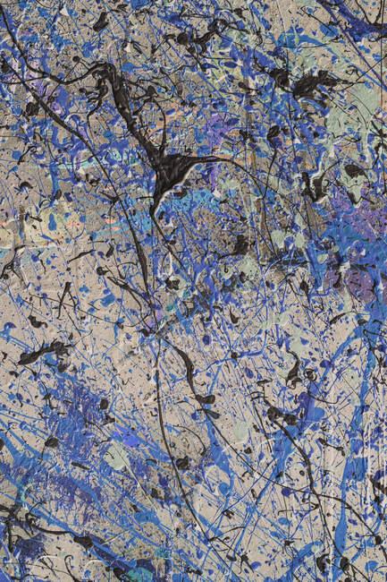 Погляд на кольорові графіті на міські стіни, абстрактне тське тло. — стокове фото