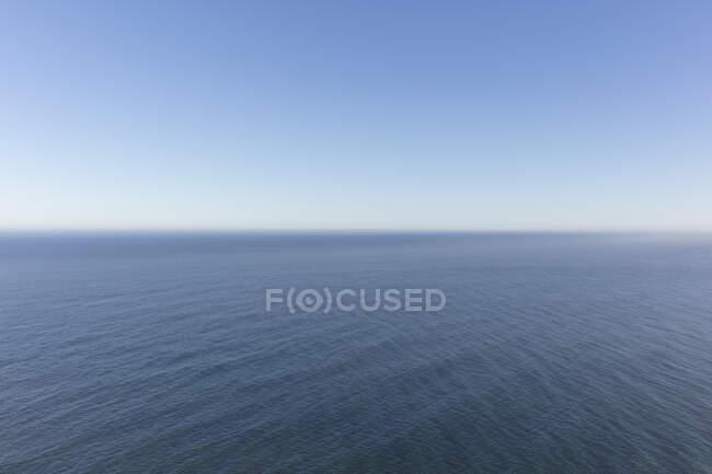 Seelandschaft im Morgengrauen, Manzanita, Oregon — Stockfoto
