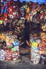 Geschäft mit Puppen und Puppen in Hanoi — Stockfoto