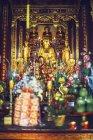 Ancient Temple em Hanói — Fotografia de Stock