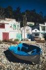 Emporda село в Коста Брава — стокове фото