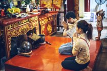 Voi Phuc пагода в Ханої — стокове фото
