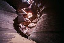 Beautiful Lower Antelope Canyon — Stock Photo