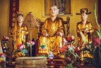 Templo en Hanoi, Vietnam - foto de stock
