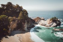 McWay Falls, California, USA — Stock Photo