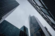 Abstract Architecture in New York — Stock Photo