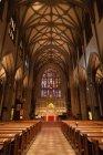 Trinity Church, Nueva York - foto de stock