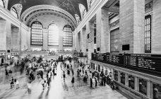 Bahnhof Grand central terminal station — Stockfoto