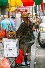 Chinatown, Manhattan, Nova Iorque — Fotografia de Stock