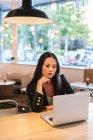 Elegant Asian Businesswoman — Stock Photo