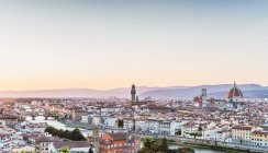 View of Florence old city — Stock Photo
