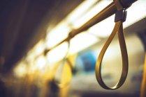 Ручка метро — стоковое фото