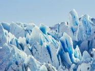 Formazioni nette di ghiaccio — Foto stock
