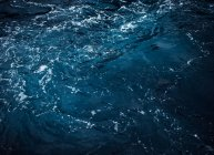 Full frame shot of rippled turquoise water — Stock Photo