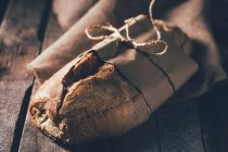 Pan rústico - foto de stock