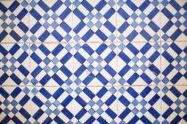 Azulejo português típico — Fotografia de Stock