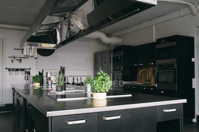 Utensili da cucina professionale — Foto stock