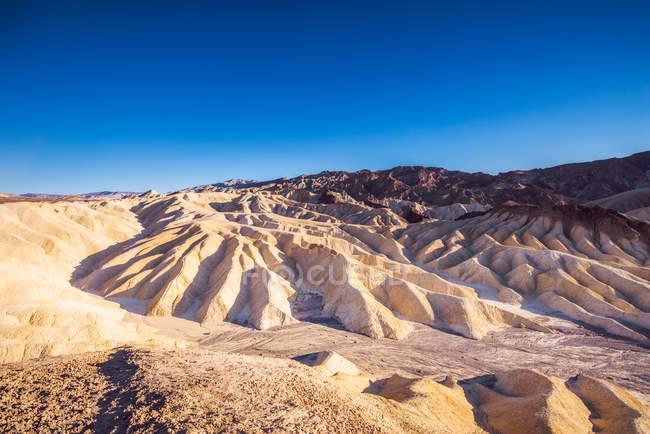Zabriskie Point, Vallée de la Mort — Photo de stock