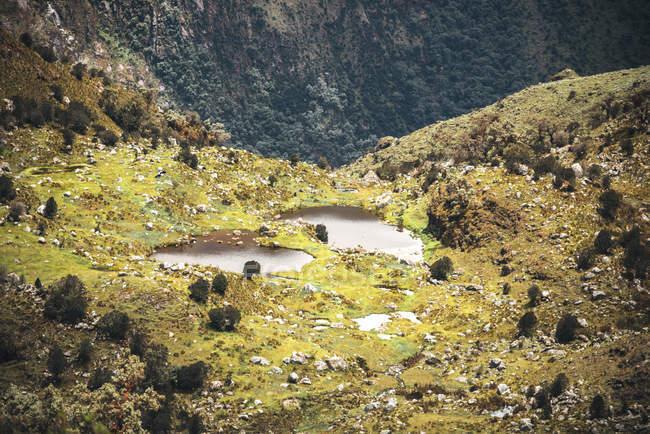 Huaraz, Peru, América do Sul — Fotografia de Stock