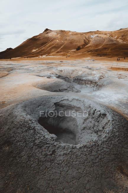 Namaskard Area, Islândia — Fotografia de Stock