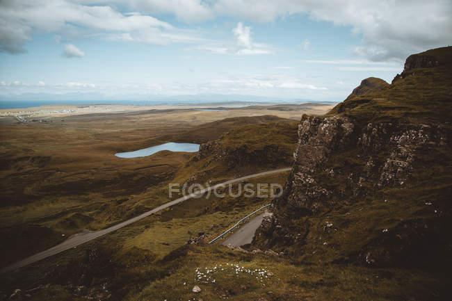 Quiraning, Skye, Scotland — Stock Photo