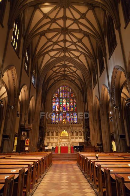 Trinity Church, New York — Stockfoto
