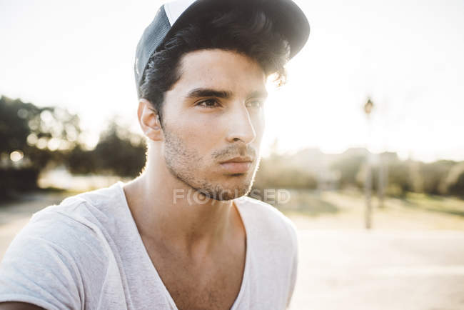 Young confident man — Stock Photo
