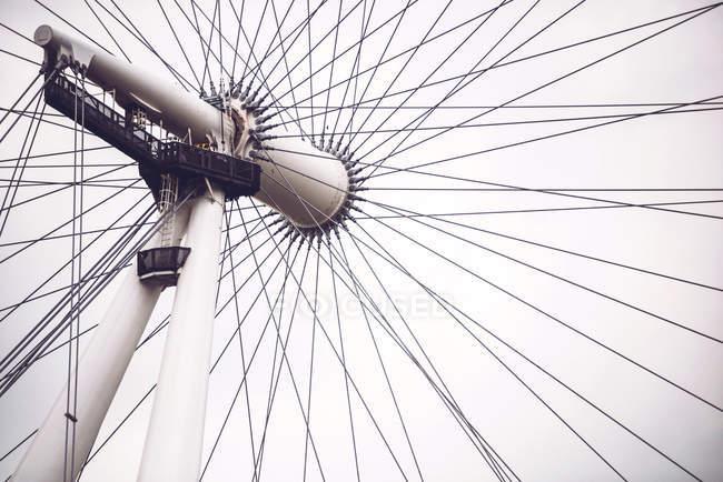 London-Augenfähre — Stockfoto
