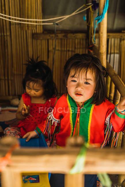 asian Two cute