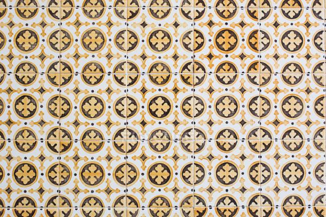 Типовий португальської плитки — стокове фото