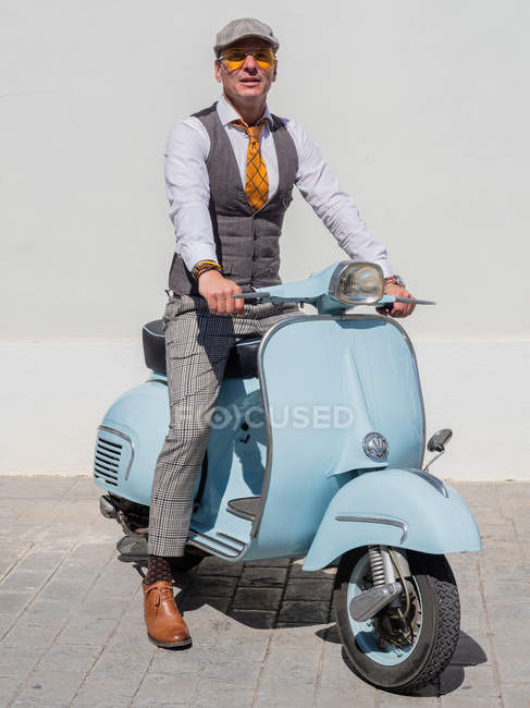 Scooter - Stock Photos, Royalty Free Images | Focused