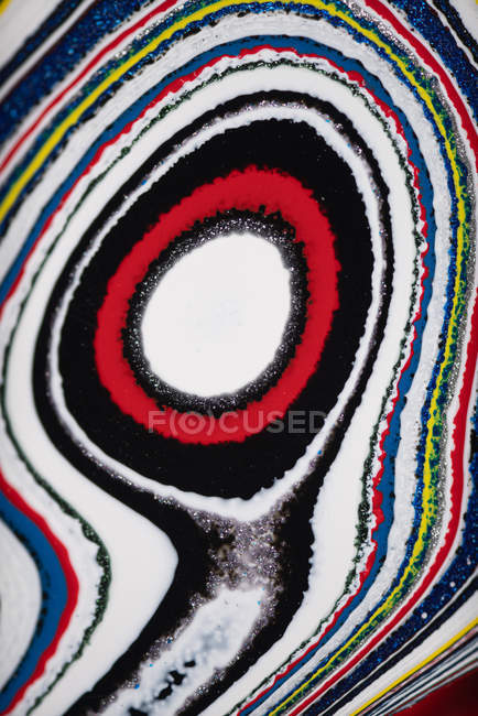 Fondo de fordite brillante texturizado colorido - foto de stock